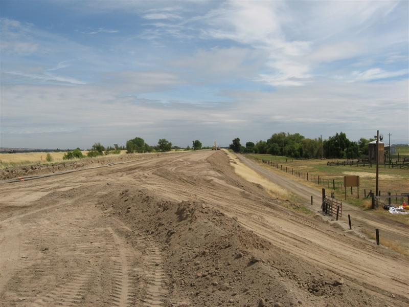 Levee Restoration Project